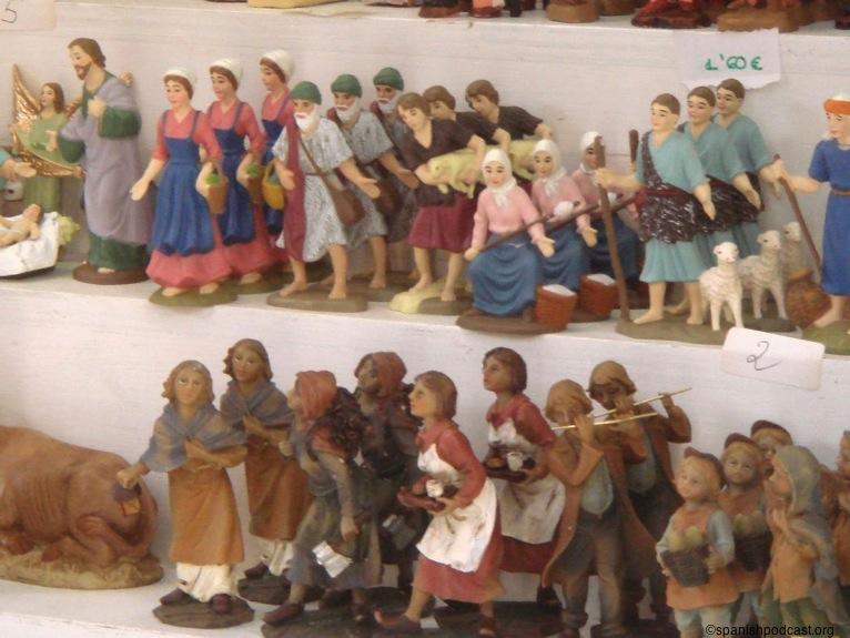 Figuretes del pessebre - Figuritas para el belen ...