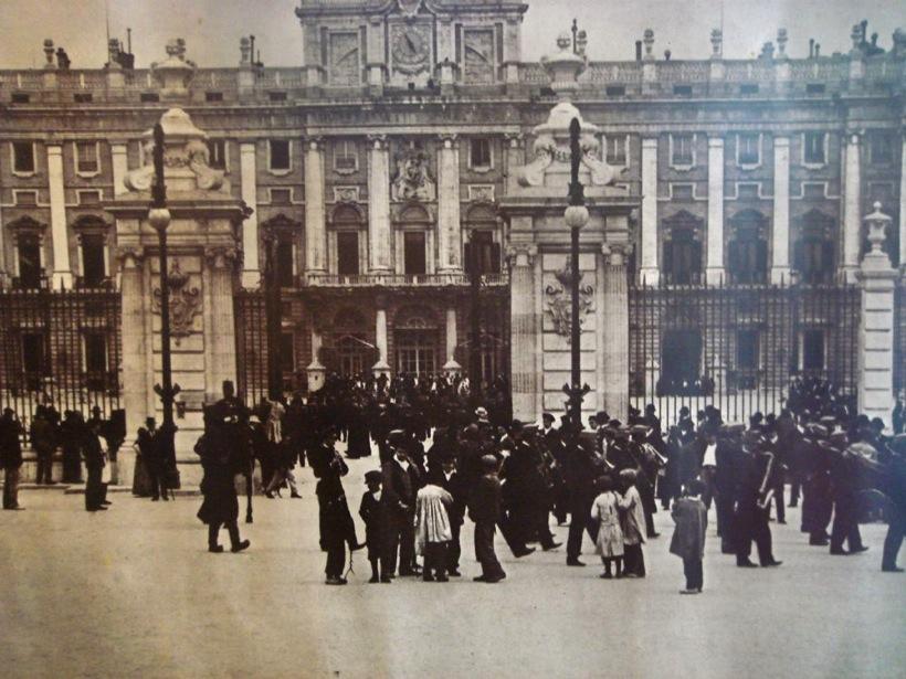 ... antiguo Madrid, despedimos esta primera entrega de escenas de Madrid
