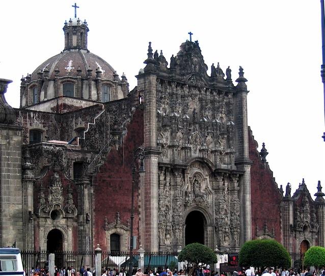 Spanishpodcast.org: Catedral Metropolitana